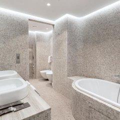Гостиница Дизайн-отель СтандАрт в Москве 11 отзывов об отеле, цены и фото номеров - забронировать гостиницу Дизайн-отель СтандАрт онлайн Москва ванная фото 5