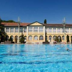 Budapest Csaszar Hotel бассейн фото 2