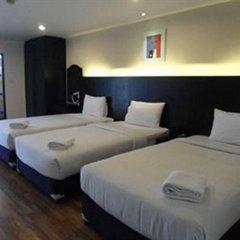 Отель Boss Mansion Бангкок комната для гостей фото 2