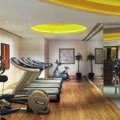 Отель Conrad Macao Cotai Central фитнесс-зал фото 3