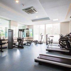 Отель Adalya Resort & Spa фитнесс-зал фото 3