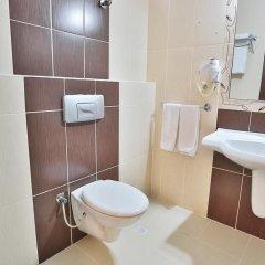 Hostapark Hotel Турция, Мерсин - отзывы, цены и фото номеров - забронировать отель Hostapark Hotel онлайн ванная фото 2