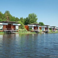 GoodZone Business&Relax Hotel Писчанка приотельная территория