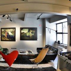 Отель Raw Culture Arts & Lofts Bairro Alto интерьер отеля фото 3