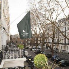 Отель Claverley Court Великобритания, Лондон - отзывы, цены и фото номеров - забронировать отель Claverley Court онлайн фото 2