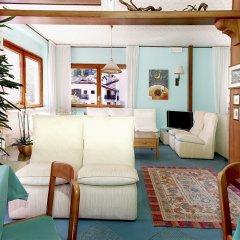 Hotel Rezia Киеза-ин-Вальмаленко интерьер отеля фото 2