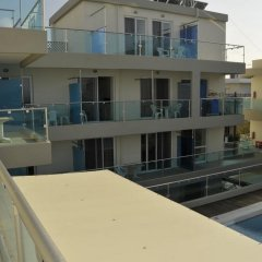 Отель Bristol Hotel & Apartments Греция, Кос - отзывы, цены и фото номеров - забронировать отель Bristol Hotel & Apartments онлайн балкон