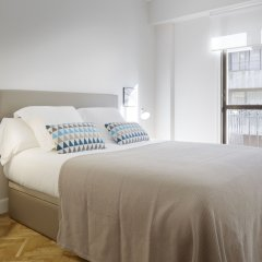 Апартаменты Zurriola Jazz Apartment by FeelFree Rentals комната для гостей фото 4