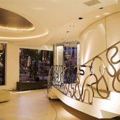 Отель Room Mate Alicia Мадрид фитнесс-зал