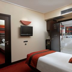 Отель Crowne Plaza Athens City Centre Греция, Афины - 5 отзывов об отеле, цены и фото номеров - забронировать отель Crowne Plaza Athens City Centre онлайн удобства в номере фото 2