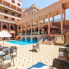 Отель Oudaya бассейн фото 2