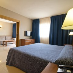 Отель Bahia Tropical Альмуньекар комната для гостей фото 4