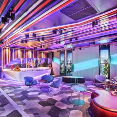 Апартаменты Studio Sukhumvit 11 By Icheck Бангкок развлечения