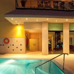 Отель Novotel Cairo El Borg бассейн