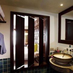 Отель Aquamarine Resort & Villa ванная