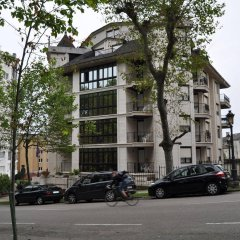 Отель Apartamentos Don Carlos Испания, Сантандер - отзывы, цены и фото номеров - забронировать отель Apartamentos Don Carlos онлайн парковка
