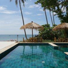 Отель Coconut Bay Club Suite 203 Ланта бассейн