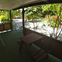 Отель Pension Justine Французская Полинезия, Тикехау - отзывы, цены и фото номеров - забронировать отель Pension Justine онлайн бассейн