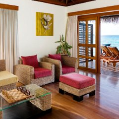 Отель Sheraton Maldives Full Moon Resort & Spa фото 10
