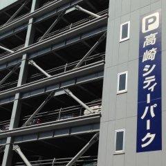 Takasaki Ekimae Plaza Hotel Томиока