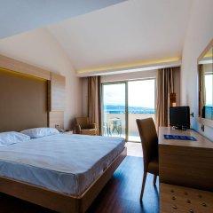 Waterplanet Hotel & Aquapark Окурджалар комната для гостей