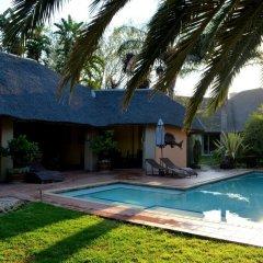 Отель Kududu Guest House Южная Африка, Аддо - отзывы, цены и фото номеров - забронировать отель Kududu Guest House онлайн бассейн фото 2