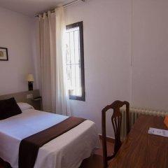 Отель Hospederia Hotel Don Quijote Испания, Сьюдад-Реаль - отзывы, цены и фото номеров - забронировать отель Hospederia Hotel Don Quijote онлайн комната для гостей фото 4