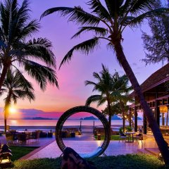 Отель Amari Vogue Krabi Таиланд, Краби - отзывы, цены и фото номеров - забронировать отель Amari Vogue Krabi онлайн пляж фото 2