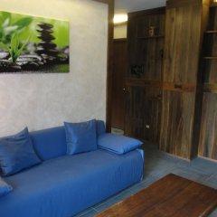 Апартаменты Aosta Belvedere Apartment Аоста комната для гостей