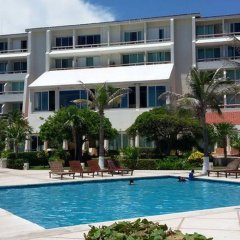 Отель Sol y mar Condo бассейн фото 2