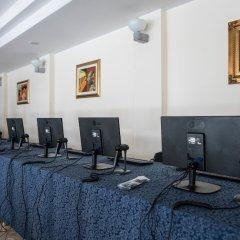 Отель Grand Hotel Adriatico Италия, Монтезильвано - отзывы, цены и фото номеров - забронировать отель Grand Hotel Adriatico онлайн интерьер отеля