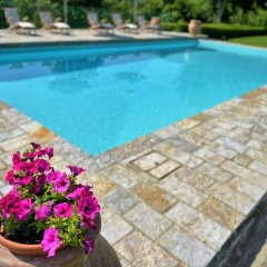 Отель Col Di Forche Монтоне бассейн фото 2