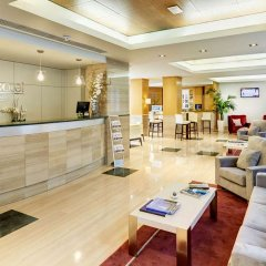 Hotel Sercotel Alcalá 611 интерьер отеля фото 3