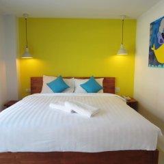 Отель Sleep Whale Express Таиланд, Краби - отзывы, цены и фото номеров - забронировать отель Sleep Whale Express онлайн комната для гостей фото 2