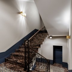 Гостиница Hartwell интерьер отеля фото 3