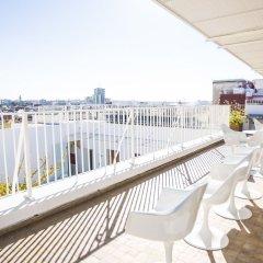 Отель Dar Shaân Марокко, Рабат - отзывы, цены и фото номеров - забронировать отель Dar Shaân онлайн балкон