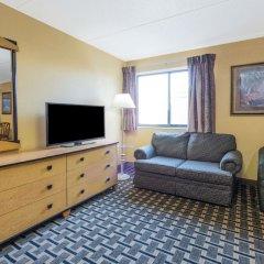 Отель Days Inn Hurstbourne комната для гостей фото 4