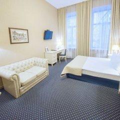 Гостиница Астон 4* Стандартный номер с различными типами кроватей фото 13