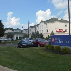 Отель Hilton Garden Inn Columbus Airport парковка