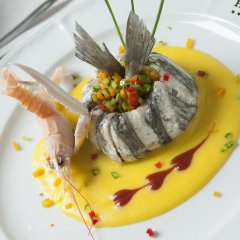 Hotel Sandra Римини питание фото 3