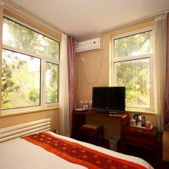 Отель Chinese Culture Holiday Hotel Китай, Пекин - 1 отзыв об отеле, цены и фото номеров - забронировать отель Chinese Culture Holiday Hotel онлайн удобства в номере фото 2