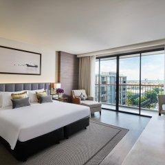 Отель The Park Nine Suvarnabhumi Бангкок комната для гостей фото 3