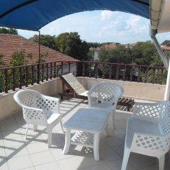 Отель Dobrevi Guest House Болгария, Бургас - отзывы, цены и фото номеров - забронировать отель Dobrevi Guest House онлайн балкон