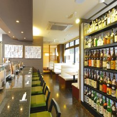 Отель Mystays Tenjin Тэндзин гостиничный бар