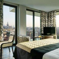 Отель Uptown Palace Италия, Милан - 10 отзывов об отеле, цены и фото номеров - забронировать отель Uptown Palace онлайн комната для гостей фото 2