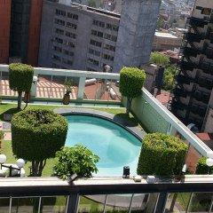 Отель Casa Blanca Мексика, Мехико - отзывы, цены и фото номеров - забронировать отель Casa Blanca онлайн балкон