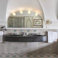 Отель Palazzo Avino Италия, Равелло - отзывы, цены и фото номеров - забронировать отель Palazzo Avino онлайн ванная