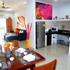 Отель Green Leaf 3 Nai Harn 2 bedrooms Villa в номере