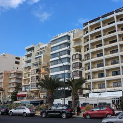 Отель Sliema Marina Hotel Мальта, Слима - отзывы, цены и фото номеров - забронировать отель Sliema Marina Hotel онлайн парковка