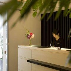 Отель Residential Hotel B:CONTE Asakusa Япония, Токио - 1 отзыв об отеле, цены и фото номеров - забронировать отель Residential Hotel B:CONTE Asakusa онлайн интерьер отеля